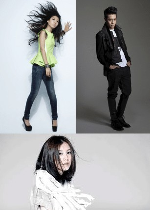 Mandopop Artists, Wanting, Nick Chou and Ann